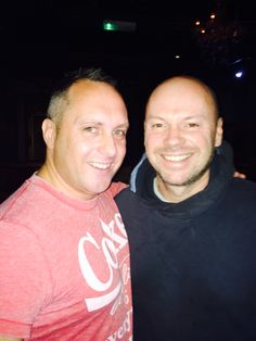 Myself & legend DJ/Producer David Seaman (Brothers in Rhythm/Renaissance/DMC/Stress/GU/MightyMing) in action together over the weekend David Seaman, House Music, Weekend Is Over, Looking Back, My Eyes, Renaissance, Dj, Stress, Action