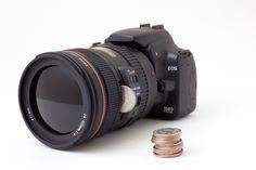 "DSLR Bank How cool! A camera ""piggy"" bank! Dslr Photography Tips, Love Photography, Digital Photography, Photography Projects, Wildlife Photography, Wedding Photography, Canon Eos, Canon Dslr, Canon Camera Models"
