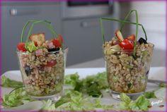 Salade aux 5 céréales