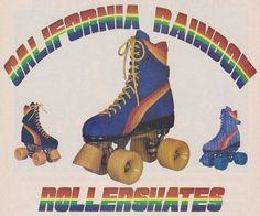 70s Aesthetic, Rainbow Aesthetic, Roller Skating, Roller Derby, Roller Rink, Gil Scott Heron, Retro Vintage, Vintage Vibes, Childhood