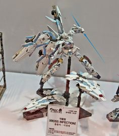 GUNDAM GUY: Gundam Builders World Cup (GBWC) 2014 Korea - On Display @ Gunpla Expo 2014 (Korea) [PART 3]
