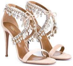 Aquazzura 'Milla' sandals   <>  @kimludcom