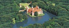 Rosenholm Castle Family Lineage, Castles To Visit, Copenhagen Denmark, Slot, Europe, River, Architecture, Outdoor, Outdoors