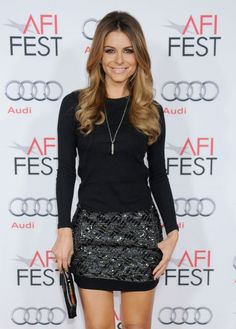 Maria Menounos' Weird Weight-Loss Tip - Party Dresses and Party Outfits Mode Outfits, Night Outfits, Skirt Outfits, Fashion Outfits, Womens Fashion, Sequin Skirt Outfit, Vegas Outfits, Club Outfits, Maria Menounos
