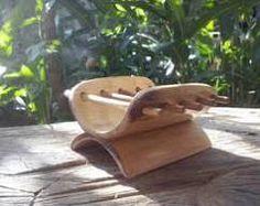 Saboneteira de Bambu