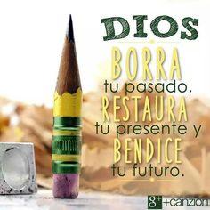 Dios bendice tu futuro