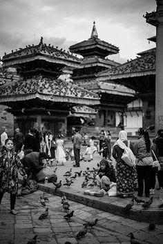 24. April 2015 - Kathmandu, Nepal photographed by Alexander von Wiedenbeck