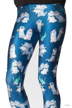 Meeko And Friends Leggings (WW $85AUD / US $80USD) by Black Milk Clothing