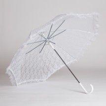 White Lace Parasols NEW! (Wedding Decor, Photo Shoot Props)