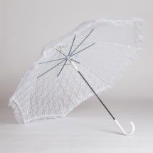 White Lace Parasols NEW! (Wedding Decor, Photo Shoot Props)
