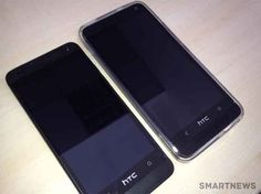 HTC One mini spotted in fresh leaked pictures    HTC is said to be working on a stripped-down version of the HTC One. This smartphone, called HTC M4 or HTC One mini, has been spotted in various leaks over the past few months. Bulgarian technology news site Smart News has posted fresh images of the said smartphone. Furthermore, the website claims that the HTC One mini will come with 4.3-inch display, 2 GB of RAM and 16GB of internal storage.