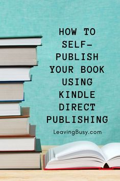 Writing and self-publishing your book. It's the ultimate lifetime dream for those with a passion Book Writing Tips, Writing Prompts, Writing Resources, Start Writing, Psychology Books, Writers Write, Self Publishing, Creative Writing, Words