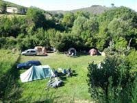 Flower Camping La Beaume in 04800 Esparron de Verdon