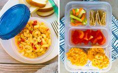 Simple Lunch Tweaks for Kids and Grownups