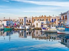 An ultimate guide to Island Hopping in Greece. Best summer adventure you can ever dream off. Mykonos, Paros, Naxos, Ios, Amorgos and Santorini. Greece Itinerary, Greece Travel, Mykonos, Paros Greece, Santorini Greece, Paros Island, Places In Greece, Destinations, Greece Islands