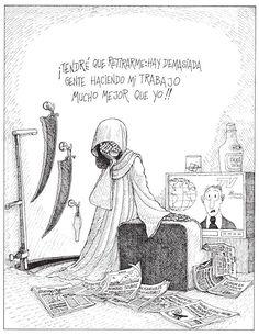 Quino. Mejores que la muerte. Mafalda Quotes, Tomer Hanuka, Argentine, Political Art, Humor Grafico, Otto Schmidt, Mike Mignola, Comic Art, Illusions
