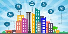106 Best smart city images in 2017 | Smart city, Cities, City