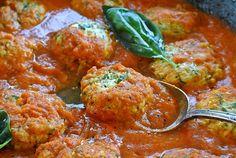 Ricotta Dumplings with Fresh Tomato Sugo (Gnudi al SugoFresco)