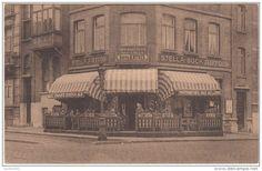 25957g BRASSERIE  - CAFE  ARTHUR COLLA -  AVENUE D'AUDERGHEM 169 B - Etterbeek