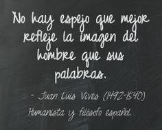 Juan Luis Vives (1492-1540) Humanista y filósofo español.