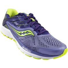 Saucony Ride 10 Running Shoes - Womens White Blue Rogan s Shoes, Suits You,  Running 5592848980