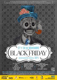 Elegante diseño para este próximo Black Friday en Haro.