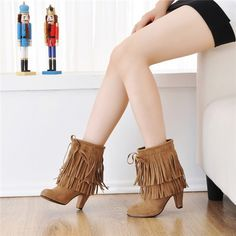 ReShop Store now has Meotina Women Boo... - #buy #sexy here http://www.reshopstore.com/products/meotina-women-boots-pointed-toe-flock-ankle-boots?utm_campaign=social_autopilot&utm_source=pin&utm_medium=pin