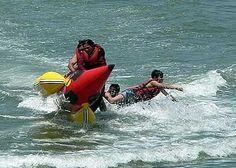 Chintan Thakkar-sea ride ;)