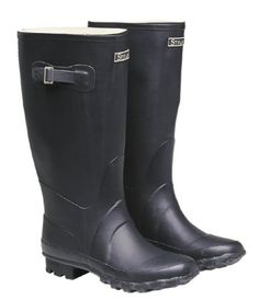 Harry Hall Ranger Ladies Wellington Boots - 100% waterproof rubber wellington boot with a cleated outersole.