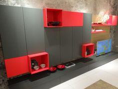 contraste de colores en decoración de interiores