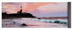 Montauk Lighthouse - Yoga Mat