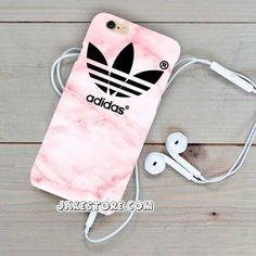 adidas pink iPhone Case 4 4s 5 5s 5c 6 6s Plus Hardcase