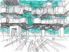 Yona Friedman. Architecture without building. A nemépítés gyakorlata | LUDWIG MÚZEUM - Kortárs Művészeti Múzeum
