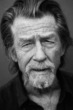 Ok. This freaking guy. John Hurt. OLIVANDER, THE PART OF THE DOCTOR THAT, YOU KNOW, LIKE ISN'T THE DOTOR OR SOMETHING (?!?!), AND THE DRAGON FROM MERLIN. HOLY CRAP, BRITISH PEOPLE.