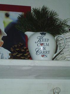 pine keep calm...