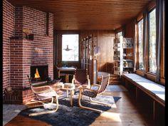 From Alvar Aalto Houses by Jari Jetsonen and Sirkkaliisa Jetsonen – Princeton Architectural Press, 2011