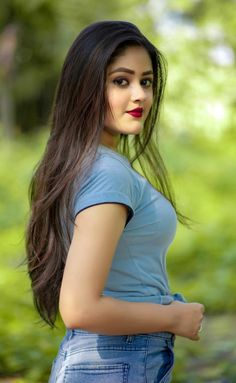 Rabin Roy 🔥 Photoshop free Editing Girl post look ing good post time day Beautiful Bollywood Actress, Most Beautiful Indian Actress, Beautiful Actresses, Beautiful Girl In India, Beautiful Girl Photo, Gorgeous Body, Sexy Jeans, Girl Pictures, Girl Photos