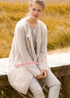 Timeless beautiful fashion without expiration date, which creates knitting and crocheting, with exquisite wool and high quality yarns with passionate commitment and view of innovations that inspires you every single season! Crochet Cardigan, Knit Crochet, Jules Supervielle, Knit Fashion, Womens Fashion, Sweaters For Women, Men Sweater, Tweed, Vest