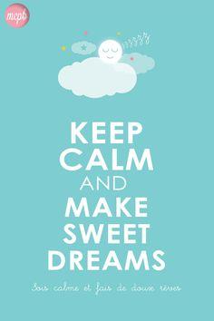 Keep calm | #typographic #poster #design