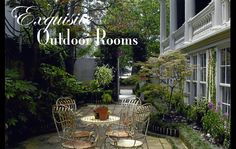 April 25th & 26th, 2014: Sneak a peek into some of Savannah's finest courtyard gardens North of Gaston!