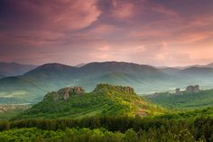 Balkan Mountains, Belogradchik, Bulgaria / Evgeni Dinev