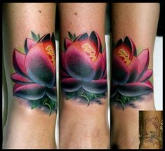 cover up tattoos for women | Tattoos > Oleg Turyanskiy > Page 7 > Lotus cover-up