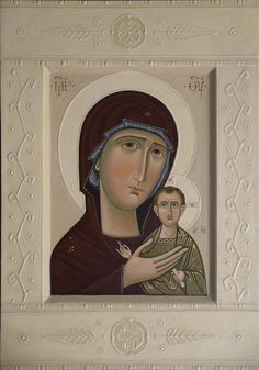 The Mother of God Petrovskaja, 2015