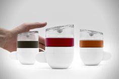 Piamo Microwave Espresso Machine 5 Piamo vous permet de faire votre expresso rapidement au micro onde