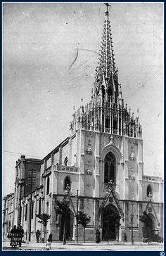 La desaparecida Iglesia de los Jesuitas