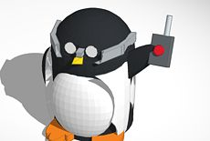 Time-Traveling Peter the Penguin