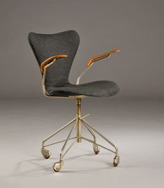 fatelondon.com love Arne Jacobsen
