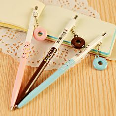 Cute honey pie mechanical pencil, kawaii school supplies. Buy at USD2.99 or lower to USD0.79.