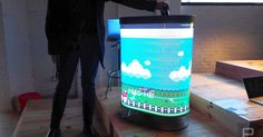 Smart garbage can turns trash into a game https://www.engadget.com/2017/03/04/tetrabin-smart-garbage-can/?utm_campaign=crowdfire&utm_content=crowdfire&utm_medium=social&utm_source=pinterest