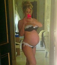 Kim Zolciak Pregnant Bikini Body Photo: Star Bares Belly on Instagram - Us Weekly